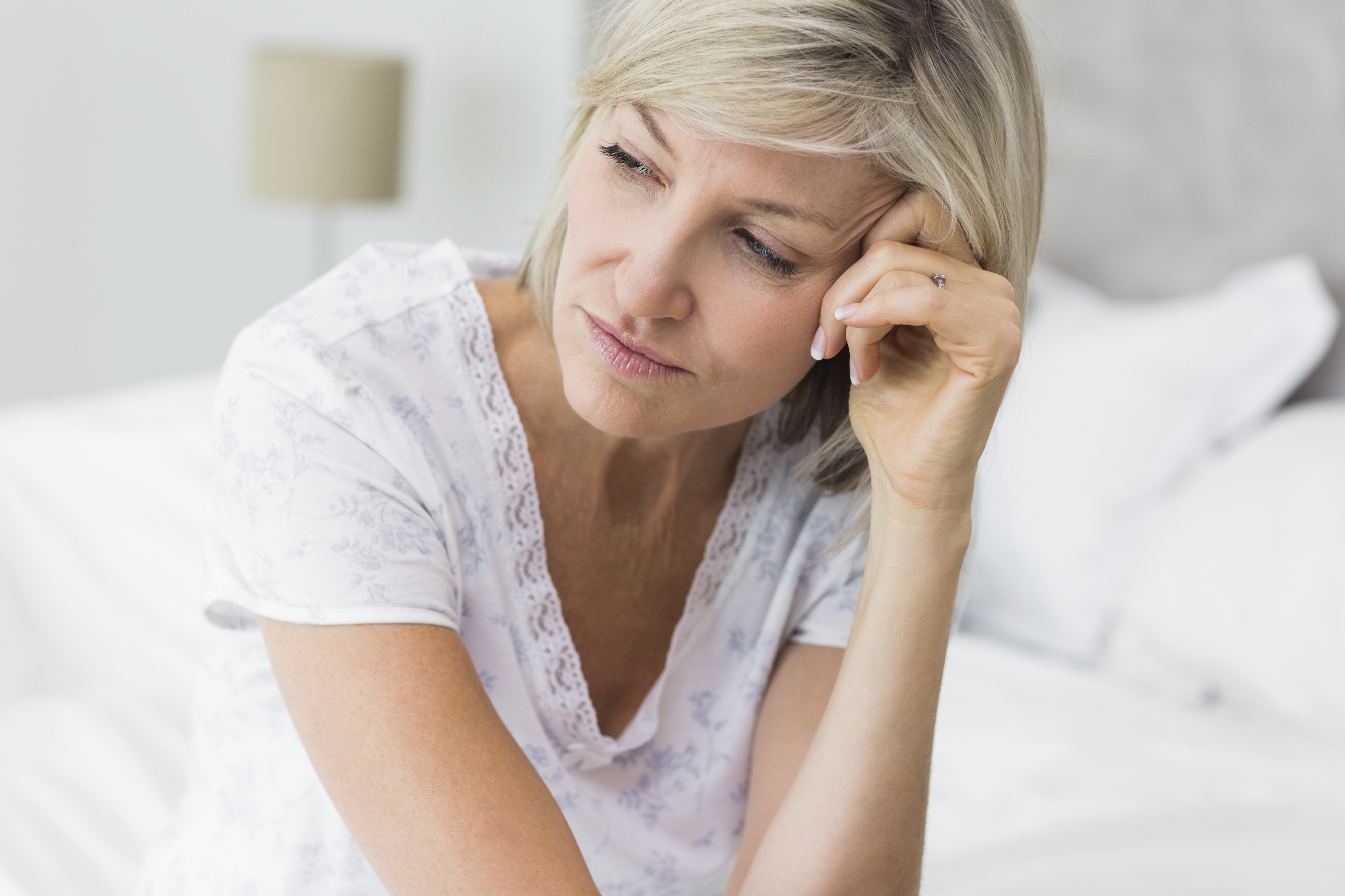 the early stages of menopause - what are the signs?, Skeleton